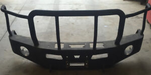 FRONT BUMPER 2010 Ford Superduty