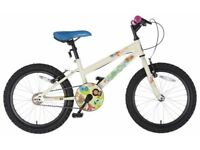 "FREE Bell with (2543) 18"" APOLLO Girls Kids Childs MOUNTAIN Bike Bicycle Age: 6-8 Height: 112-127 cm"