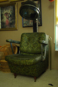 Vintage 60s SALON CHAIR - rare & in great condition