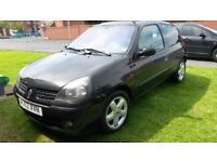 Renault clio extreme. Low miles. Mot. Cheap insurance ect