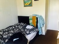 Single Bedroom with Double bed in lovely household of five