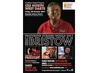 CSS WORLD DARTS MASTERS FEATURING ERIC BRISTOW, JOHN LOWE, DENNIS PRIESTLY & KEITH DELLER