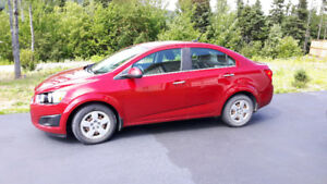 For Sale 2012 Chevrolet Sonic