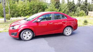 For Sale 2012 Chevrolet Sonic