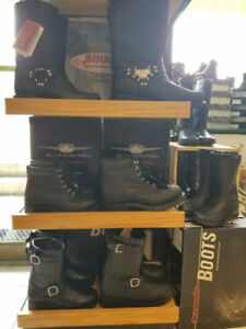 Men's Motorcycle Boot CLEARANCE