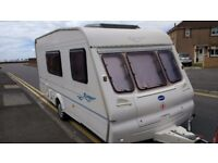Bailey ranger 4/470 4berth, Ready to go £3200