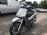 PIAGGIO BEVERLY 500 cc silver 2003 not Vespa hpi clear!!