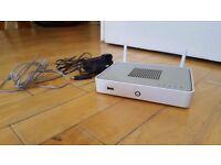 VThomson O2 Wireless box IV