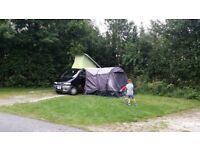 Mazdo Bongo 2.5 Diesel automatic with drive-away inflatable awning