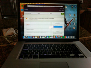 Macbook pro 2009 - For sell!!