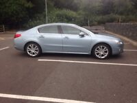 Reduced to £6900 for a quick sale Peugeot 508 2.0 HDi registered 18th October 2013. Mileage 27000