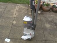 Sold for spares and repairs -Morphy Richards Family and Pets upright vacuum cleaner-£10