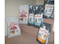 Cat Food Assortments