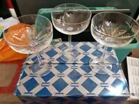 12 glasses