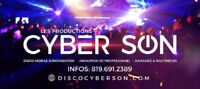 Disco Mobile Les Productions Cyberson