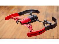 Parrot Bebop Drone c/w carry case & batteries