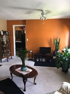 Spacious one bedroom apt. for rent