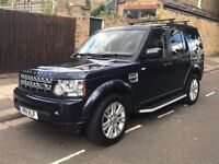 Land Rover Discovery 4 3.0 SDV6 HSE ( 255bhp ) Auto 2011