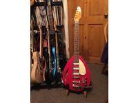 Alden VX Troubadour semi guitar,