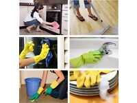 CLEANING – £8 PER HOUR – DOMESTIC AND COMMERCIAL – TOP UK CLEANERS!!