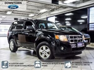 2009 Ford Escape XLT, AWD V6 Trade in, Car Proof Verified