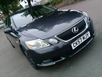 Lexus GS300 Auto 2007 fully loaded Part exchange welcome recently service done