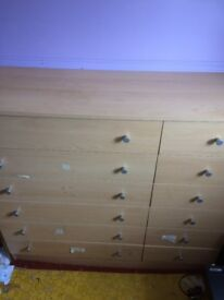 Bedroom Chest of Drawers 12 Drawers