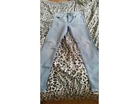 X4 Mens Designer Jeans