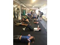 Boxing Fitness Classes for All in Central London(Pad & Bag Work - Circuits - Stretching)