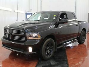 2015 Ram 1500 Sport  - Heated Seats -  Cooled Seats - NAVIGATION