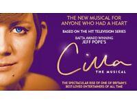Cilla, The Musical. Tickets for Liverpool Empire