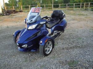 CAN AM SPYDER ROADSTER RT TOURING