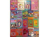 Jacqueline Wilson mega book bundle (30+ books & more)