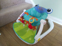 Fisher-Price SEAT-LEARNING FUN Baby sit up seat