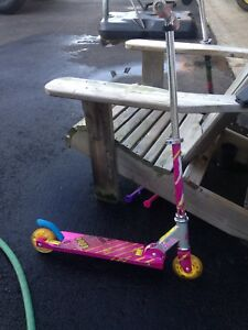 Girls Barbie Scooter for Sale