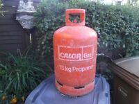 calor gas propane bottle for bbq,s & patio heaters etc