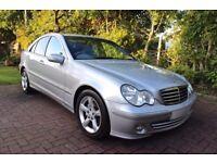 Mercedes-Benz C220 Avantgarde - Diesel - Manual - 77500 Miles -