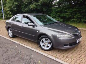 2006 Mazda 6 (2.0TD)- 1 Year MOT/ Full Serv History- Very Clean