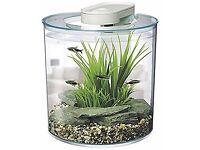 Aquarium round 10 L NEW