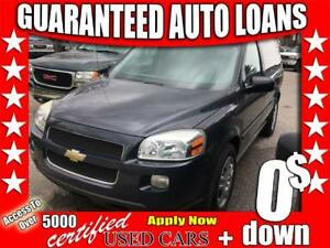 2009 Chevrolet Uplander LS $0 Down - All Credit Accepted!