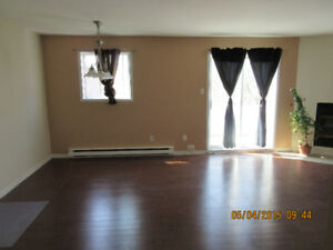 Bright Two Bedroom Apartment Available Immediately.