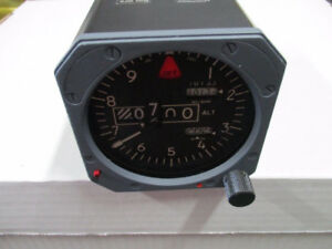 AIRCRAFT PARTS FOKKER AND MANY MORE,ENCODING ALTIMETER