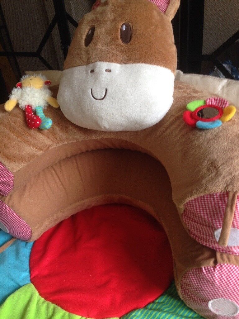 Early learning centre baby nest and sit me up cosy | in Dungannon ...