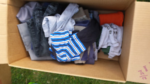 24 Mos 2T Lot of boys clothes $10