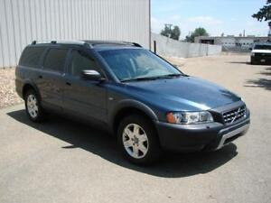 2005 Volvo XC70-CROSS COUNTRY 2.5L TURBO-AWD-LEATHER-SUNROOF