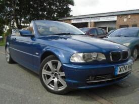 2000 X BMW 3 SERIES 3.0 330CI 2D 228 BHP