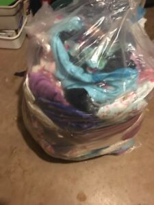 Girls lot size 2 t to 5