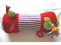 Mamas and Papas tummy time roller