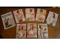 Selection of Wedding Magazines