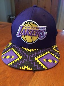 New Era LA Lakers hat, Size 7 and 3/4.